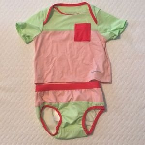 Brand new Patagonia Infant swimsuit